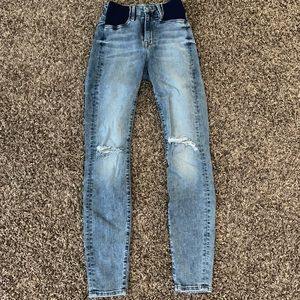 GOOD AMERICAN Maternity jeans 00/24